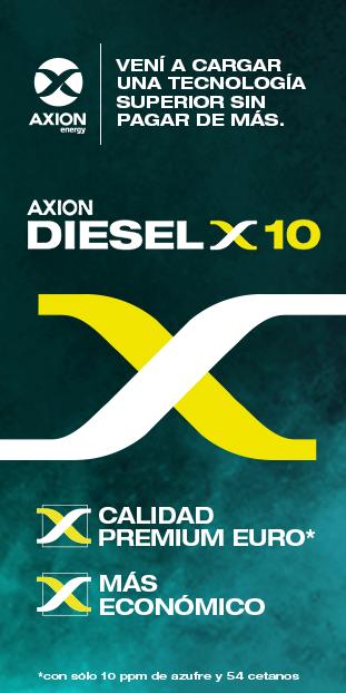 Visita la web oficial de Axion Argentina