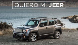 Visita la web oficial de Jeep Argentina