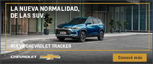 Visita la web oficial de Chevrolet Argentina