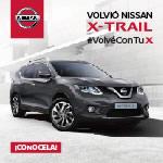 Visita el Sitio Oficial de Nissan.