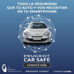 Visita el Sitio Oficial de Peugeot Argentina.