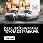 Visita el Sitio Oficial de Toyota Argentina.