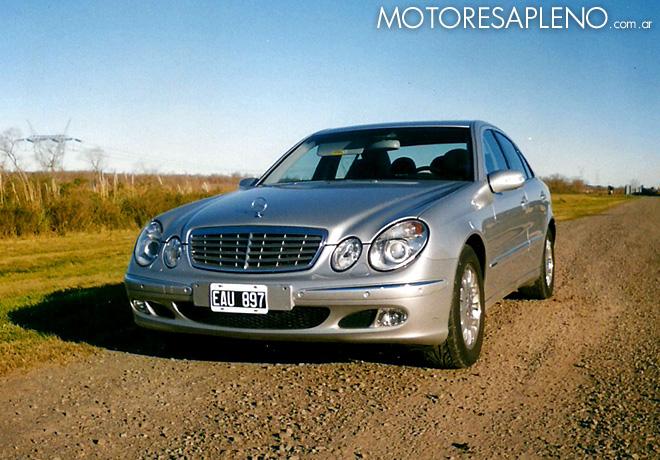 Mercedes Benz Clase E 270 CDI Elegance 1