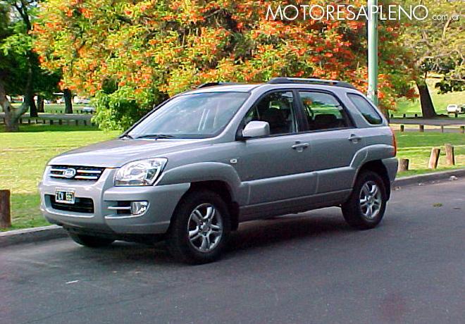 Kia Sportage Diesel Automática 4WD 1