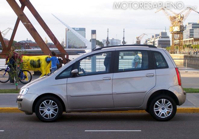 Fiat idea 1 8 hlx 5 motores a pleno for Fiat idea 2006 full 1 8