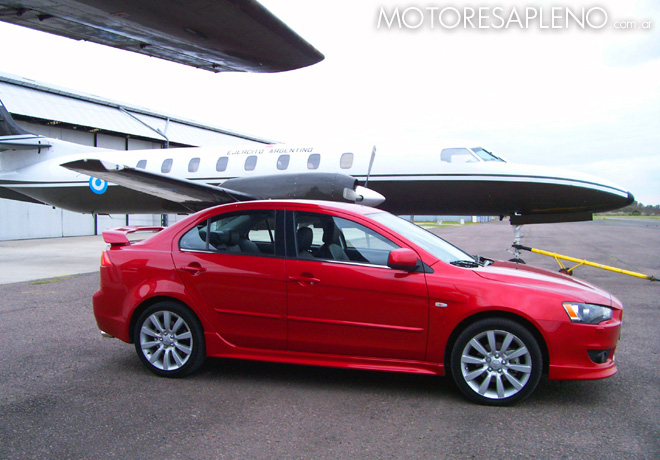 Mitsubishi Lancer 2.0 GT AT 9