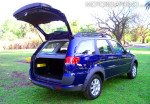 Fiat Palio Weekend 2009 Trekking 1.4 5