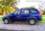 Fiat Palio Weekend 2009 Trekking 1.4 6
