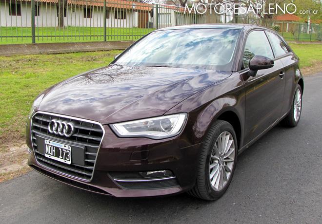 Audi A3 1.4 TFSI S tronic 3 puertas 1