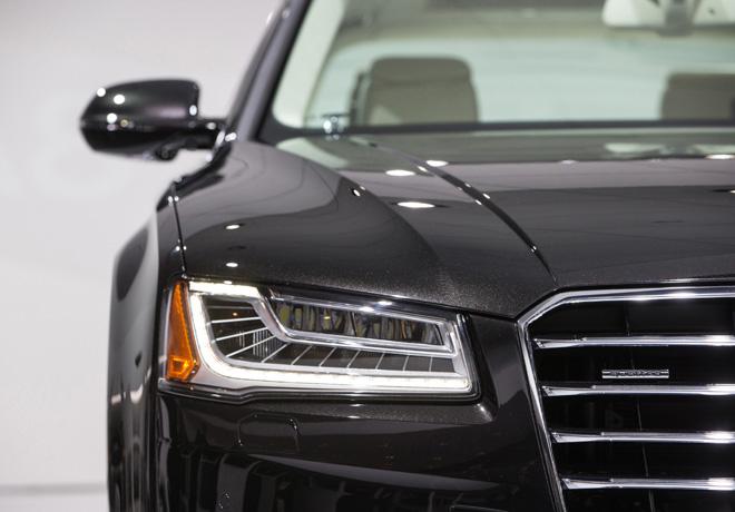 Audi - Matrix LED y luz de marcha laser 1