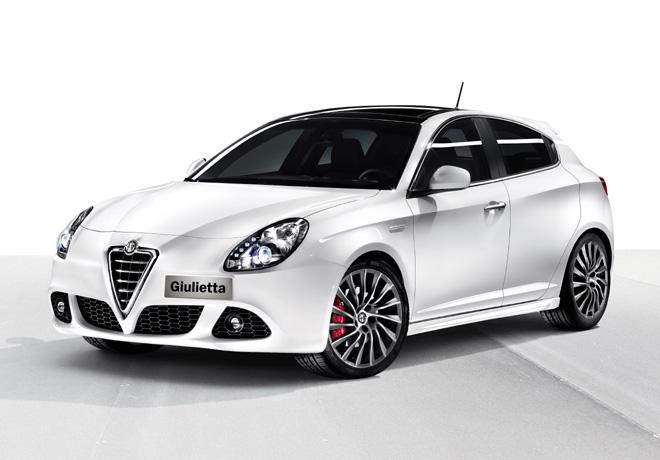 Alfa Romeo Giulietta 2013 1
