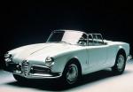 Alfa Romeo Giulietta Spider 1955-1962
