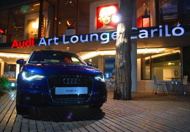 Audi - Art Lounge Carilo