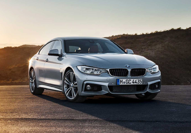 Bmw Serie Gran Coupe 1