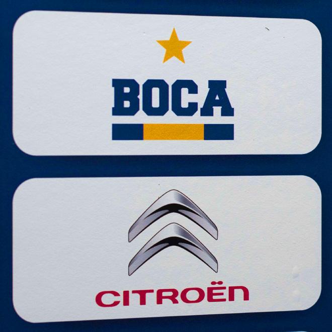 Citroen - Boca Juniors 2