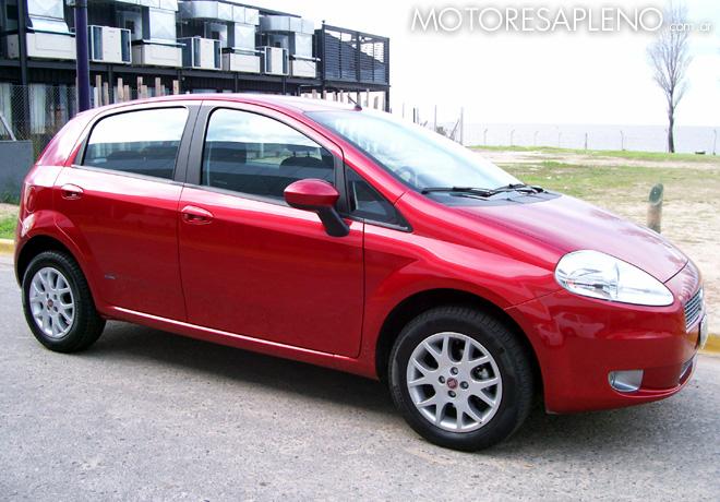 Fiat Grande Punto 1.4 ELX 6