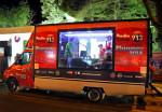 Fiat - Operativo Verano 2014 - Pinamar - Movil de Radio Disney