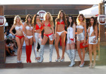 Fiat - Operativo Verano 2014 - Punta del Este - Desfile en la playa