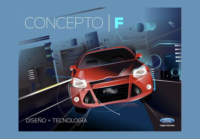 Ford - Concepto F Digital