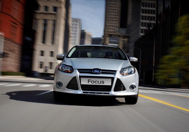 Ford Focus es el vehiculo mas vendido del mundo