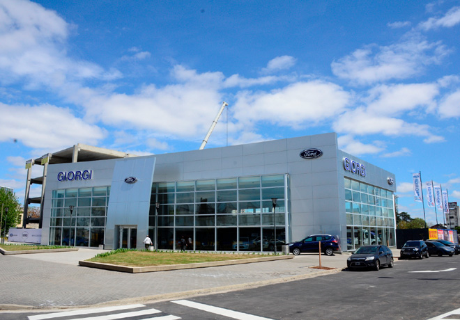 Ford - Giorgi Automotores
