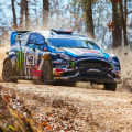 Ford - Ken Block - Ford Fiesta - 100 Acre Wood Rally 2014