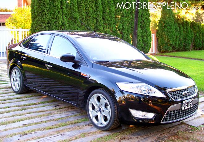 Ford Mondeo Titanium 1.8 Diesel TDCI 5