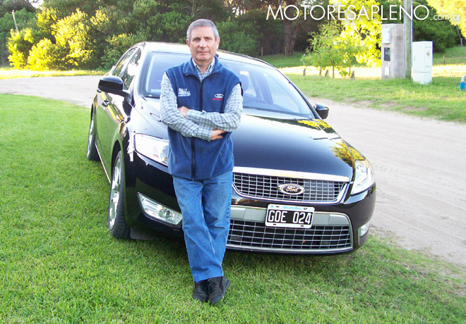 Ford Mondeo Titanium 1.8 Diesel TDCI 9