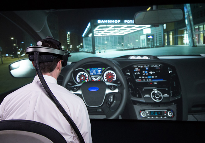 Ford - Realidad Virtual