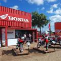 Honda - Enduro Verano 2014 - Stand