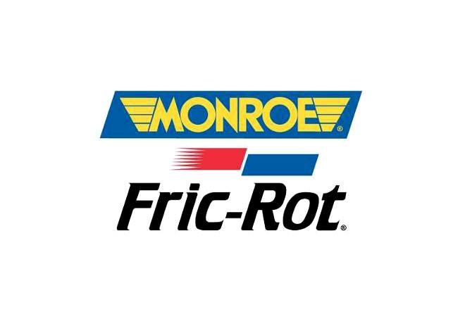 Logo Monroe Fric-Rot