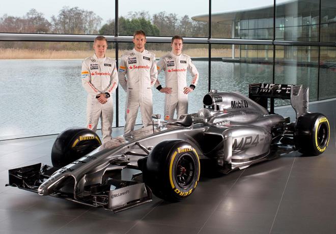 McLaren MP429