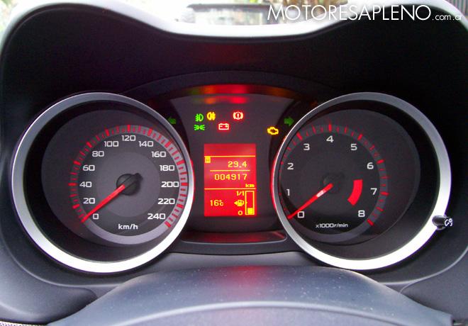 Mitsubishi Lancer Gls 2 0 La Renovaci 243 N Total De Un Deportivo De Raza Motores A Pleno