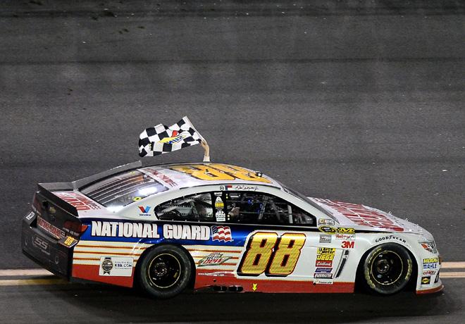 NASCAR - Daytona 500 - Dale Earnhardt Jr - Chevrolet