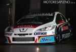 Peugeot Sport presentacion equipos STC2000 y TN Cl3 3