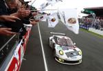 Porsche 911 RSR Le Mans 2013