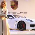 Porsche - Panamera GTS by Maria Sharapova 3