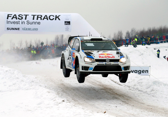 Sebastien Ogier - VW Polo R