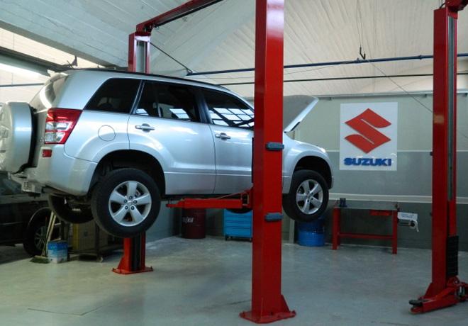 Suzuki - Centro Integral - Taller