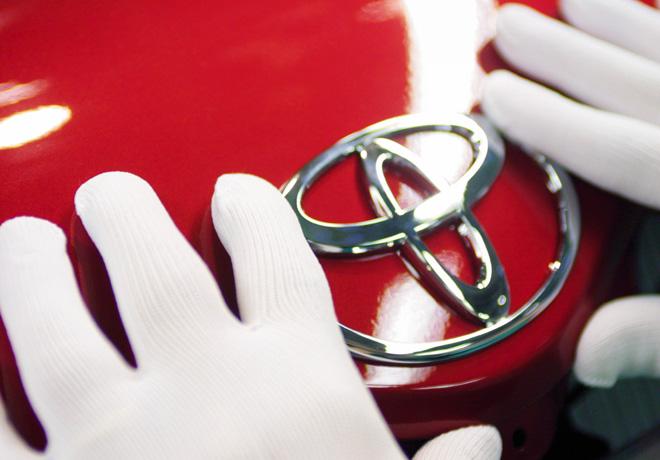 Toyota supero las 150 millones de unidades producidas en Japon