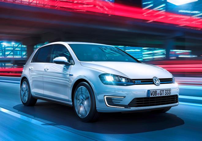 VW - Golf GTE 1