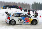 VW - WRC - Suecia 1