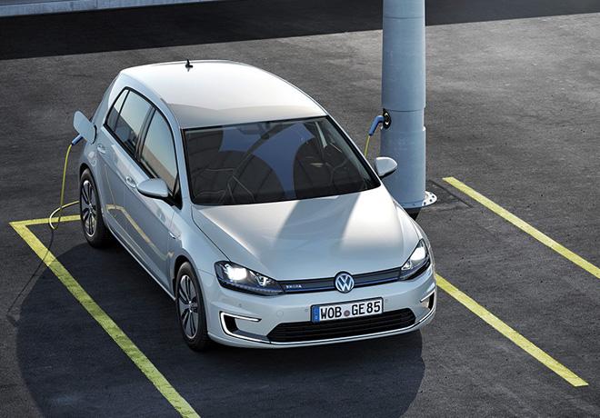 VW - e-Golf 4