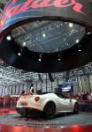 Alfa Romeo - 4C Spider - Salon de Ginebra 2014 3