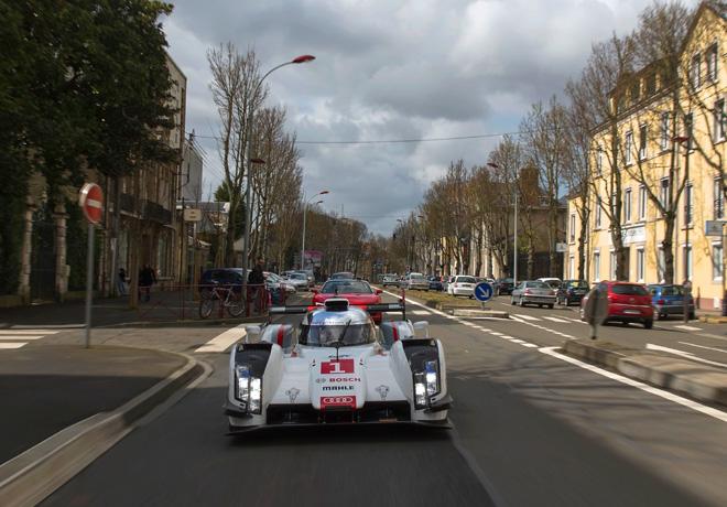 Audi - Nuevo R18 e-tron quattro 3