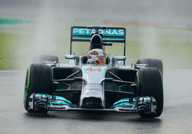 F1 - Malasia 2014 - Lewis Hamilton - Mercedes GP