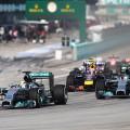 F1 - Malasia 2014 - Lewis Hamilton y Nico Rosberg - Mercedes GP