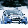 Ford - Fiesta ST Rallycross - Teste Suecia
