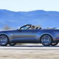 Ford Mustang en la cima del Empire State para conmemorar los 50 años del modelo