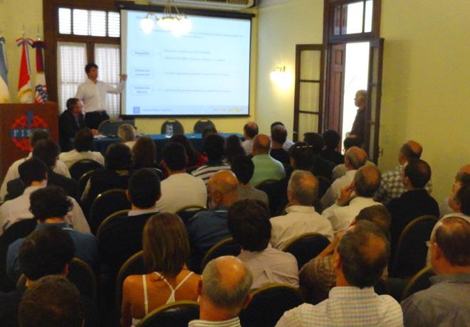 GM - Capacitacion junto al Ministerio de Produccion de Santa Fe y FISFE a proveedores santafesinos